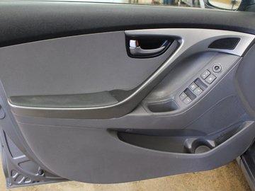 2011 Hyundai Elantra L 1.8L 4 CYL AUTOMATIC FWD 4D SEDAN