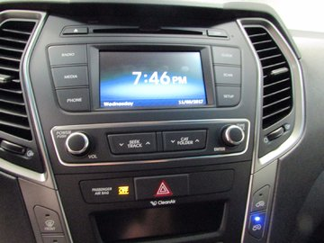 2018 Hyundai Santa Fe SPORT SE 2.4L 4 CYL AUTOMATIC AWD