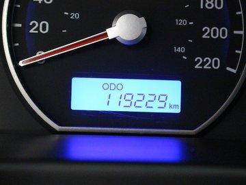 2010 Hyundai Santa Fe GL 2.4L 4 CYL AUTOMATIC FWD
