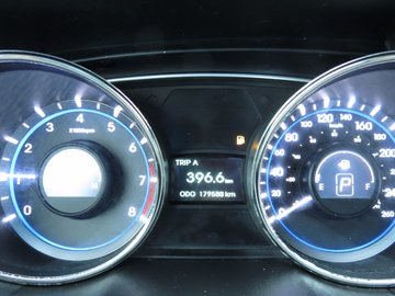 2011 Hyundai Sonata GL 2.4L 4 CYL AUTOMATIC FWD 4D SEDAN