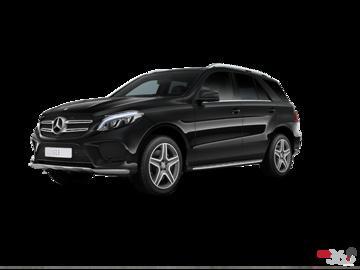 Mercedes-Benz GLE 550 4MATIC 2018