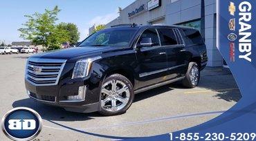 Cadillac Escalade ESV PLATINIUM XL SPÉCIAL DÉMO 2017