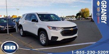 2018 Chevrolet Traverse NOUVEAU EN INVENTAIRE TRAVERSE 2018 !!!