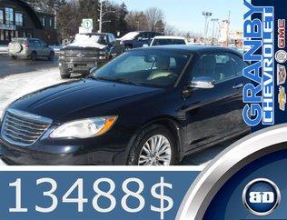 Chrysler 200 Limited DÉCAPOTABLE NAVIGATION 2011