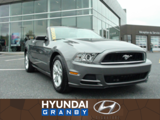 Ford Mustang V6 Premium CONVERTIBLE EQUIPEMENT COMPLET 2013