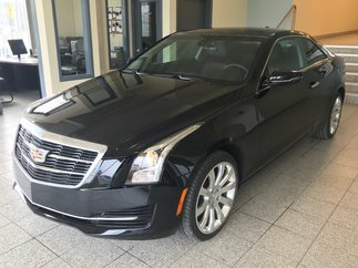 2015 Cadillac ATS Coupe AWD / 2.0T