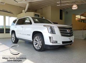 Cadillac Escalade Platinum / 7 passagers 2017