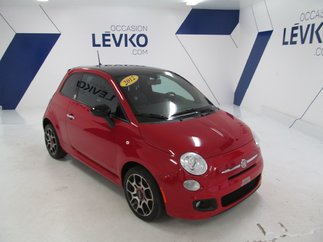 2012 Fiat 500 Sport  ***MANUELLE**