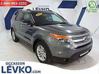 Ford Explorer XLT 4WD ***NAVIGATION + CAMÉRA DE RECULONS*** 2014