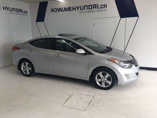 2012 Hyundai Elantra GLS / TOIT / SIRIUS XM / SIÈGES CHAUFFANTS