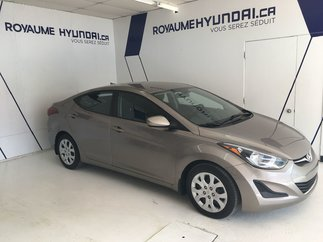 2016 Hyundai Elantra GL /DÉMARREUR À DISTANCE / SIÈGES CHAUFFANTS