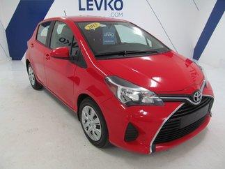 2015 Toyota Yaris LE **A/C + GROUPE ÉLECTRIQUE**