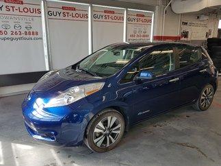 Nissan Leaf SV 30 Kilowatt 2016