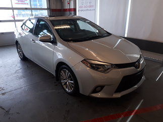 Toyota Corolla LE Premium 2014