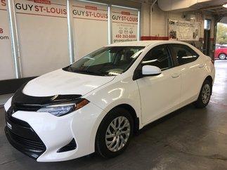 Toyota Corolla LE / DEMO 2018