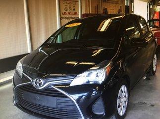 Toyota Yaris LE / Gr Elec / Cruise / Bluetooth 2015