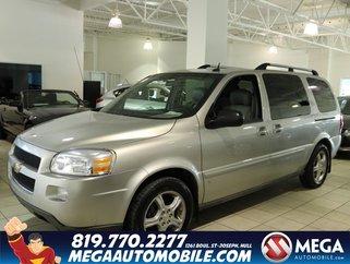 2008 Chevrolet Uplander LT TV/DVD