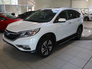 2015 Honda CR-V TOURING AWD RCAM
