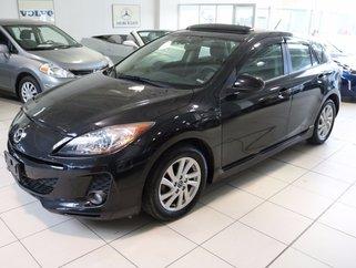 Mazda Mazda3 SKYACTIV H.B. 2013