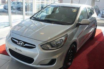 Hyundai Accent BAS KILO-A/C-CRUISE-GR.ÉLECTRIQUE 2012