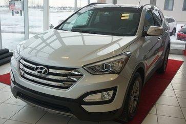 2015 Hyundai Santa Fe Sport SPORT-AWD-CUIR-TOIT PANO-UN SEUL PROPRIO