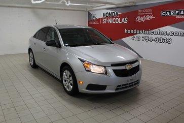 Chevrolet Cruze 2LS + MANUEL 6 VITESSES + GROUPE ÉLECTRIQUE 2014