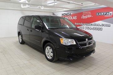 Dodge Grand Caravan SE + 7 PLACES + BAS KM 2012
