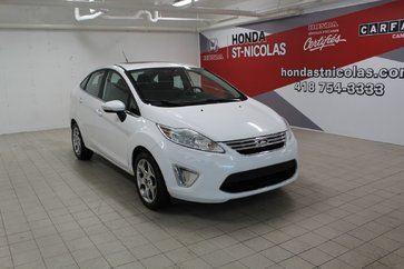 2011 Ford Fiesta SEL + TOIT + MAGS + PUSH START + SIÈGES CHAUFFANTS
