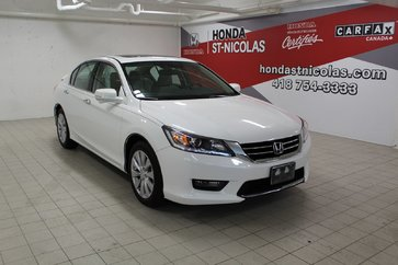Honda Accord Sedan EX-L + TOIT + CUIR + GPS + MAGS + CAMÉRA 2014