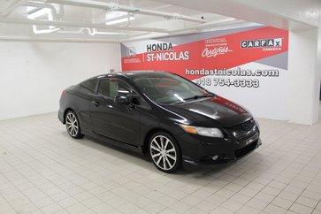 2012 Honda Civic Si  HFP + CUIR + GPS + TOIT + HFP