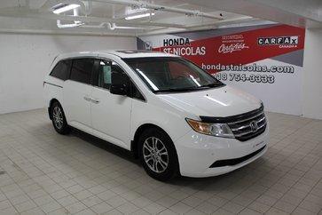 Honda Odyssey EX-L + CUIR + DVD + 8 PLACES 2011