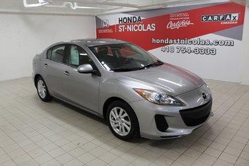 Mazda Mazda3 GS-SKYACTIV 2012