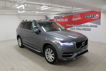Volvo XC90 T6 Momentum + CLIMATE PACK + VISION PACK + GPS 2016