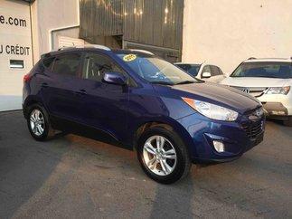 Hyundai Tucson GLS-aut-cuir-etat-impeccable-doccasion 2011