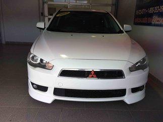 Mitsubishi Lancer GTS 2009