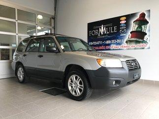 Subaru Forester X COLUMBIA 2007