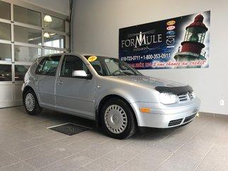 Volkswagen Golf GLS 2001