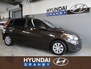 Hyundai Accent LE AUTOMATIQUE CLIMATISEUR     DEMARREUR DISTRANCE 2016