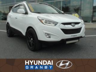 Hyundai Tucson GLS FWD MAGS TOIT PANO CAM RECUL TOUT ÉQUIPE 2014