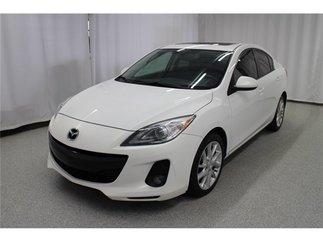 Mazda Mazda3 GT CUIR MAGS TOIT BOSE 2.5L 2012