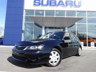 2009 Subaru IMPREZA (5) 2.5i
