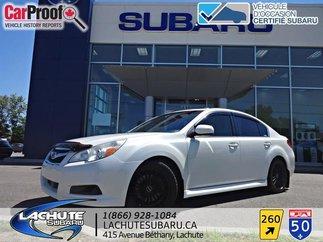 Subaru Legacy Cuir , toit ouvrant, gps 3.6R w/Limited & Nav Pkg 2011