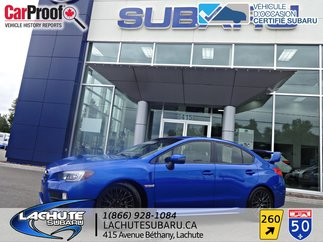 Subaru STI SPORT  TOIT OUVRANT W/Sport Pkg 2015