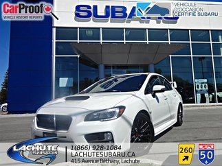 Subaru STI SPORT  TOIT OUVRANT STI 2016