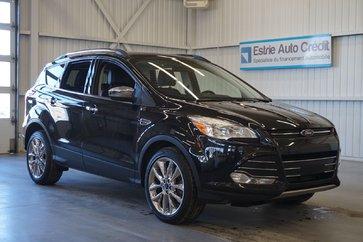 2015 Ford Escape SE AWD (caméra-sonar-cuir)