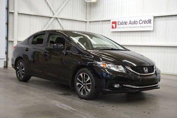 Honda Civic Sedan EX (caméra-toit) 2015