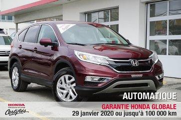 Honda CR-V EX 2015
