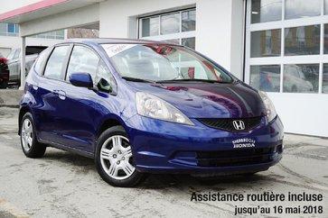 Honda Fit LX 2013