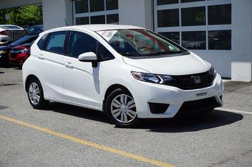 2015 Honda Fit LX-GARANTIE GLOBALE HONDA PLUS