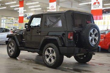 2016 Jeep Wrangler Sahara 4wd (navi)